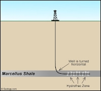 Horizontal Shale Well